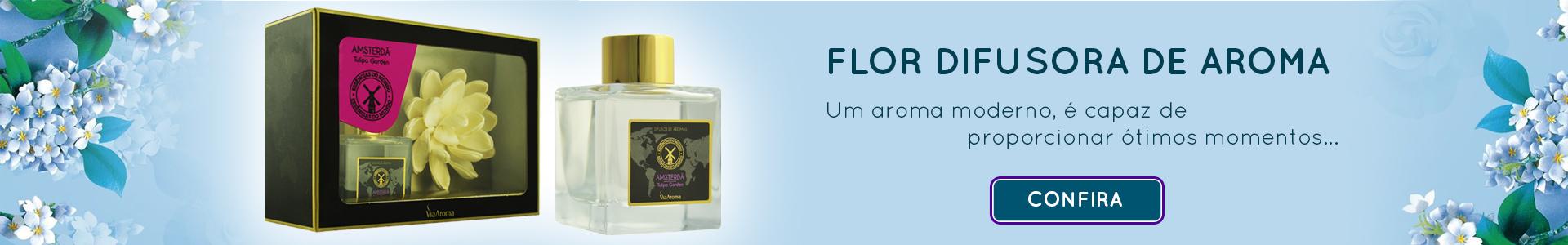 Produto Flor difusora de amora