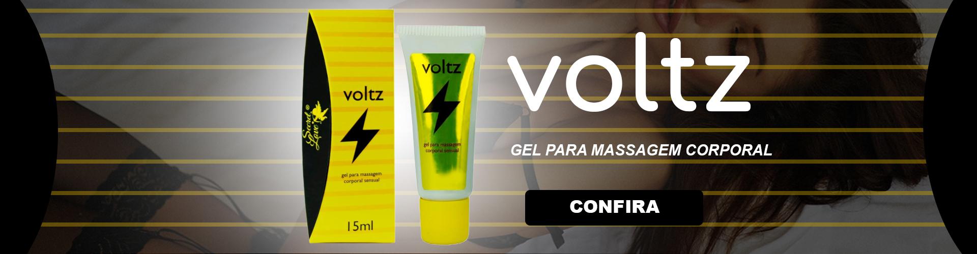 Voltz Gel para massagem corporal