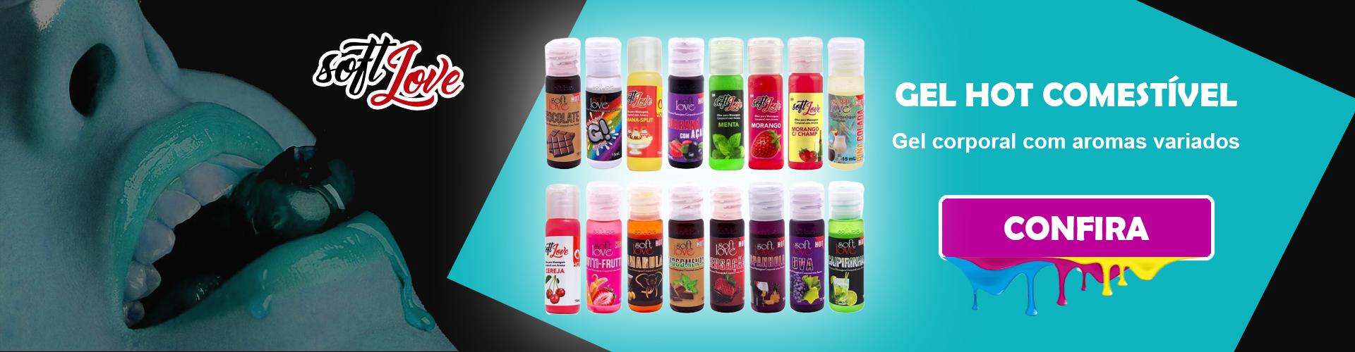Produto Ciasex Gell Hot Comestivel
