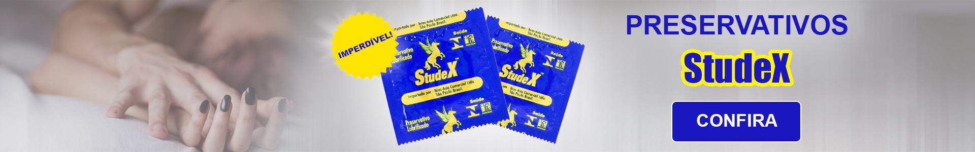 Produto CiaSex Preservativos Studex