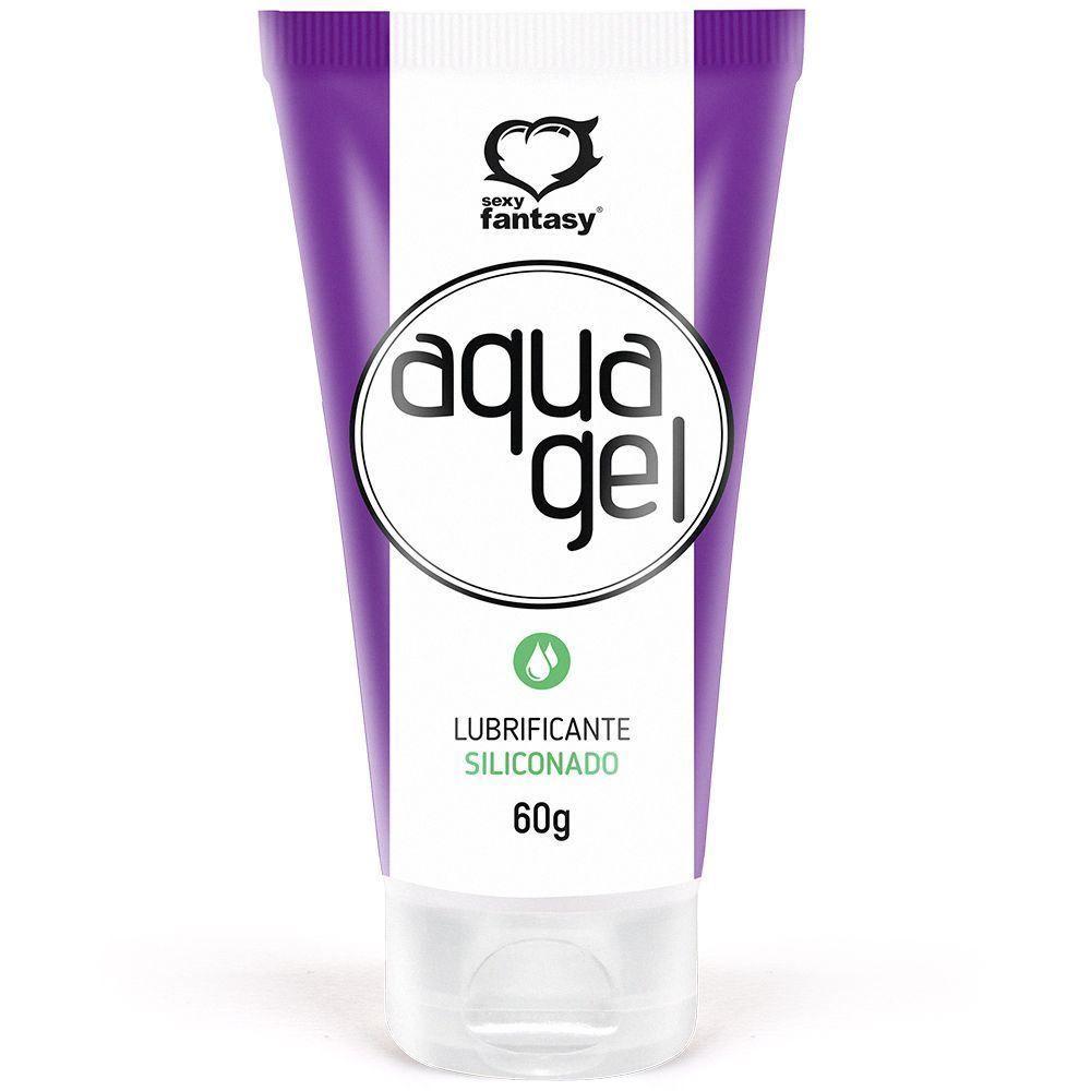 Aqua Gel - Lubrificante Siliconado