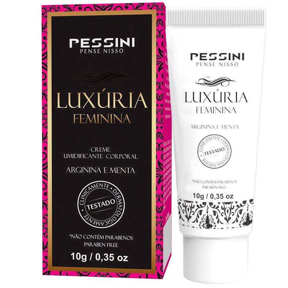 Produto Luxuria excitante feminino - Creme umidificante