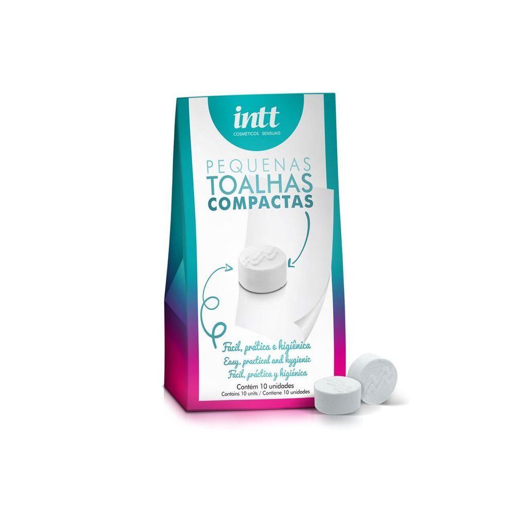 Produto Kit Toalha compacta higienica intt
